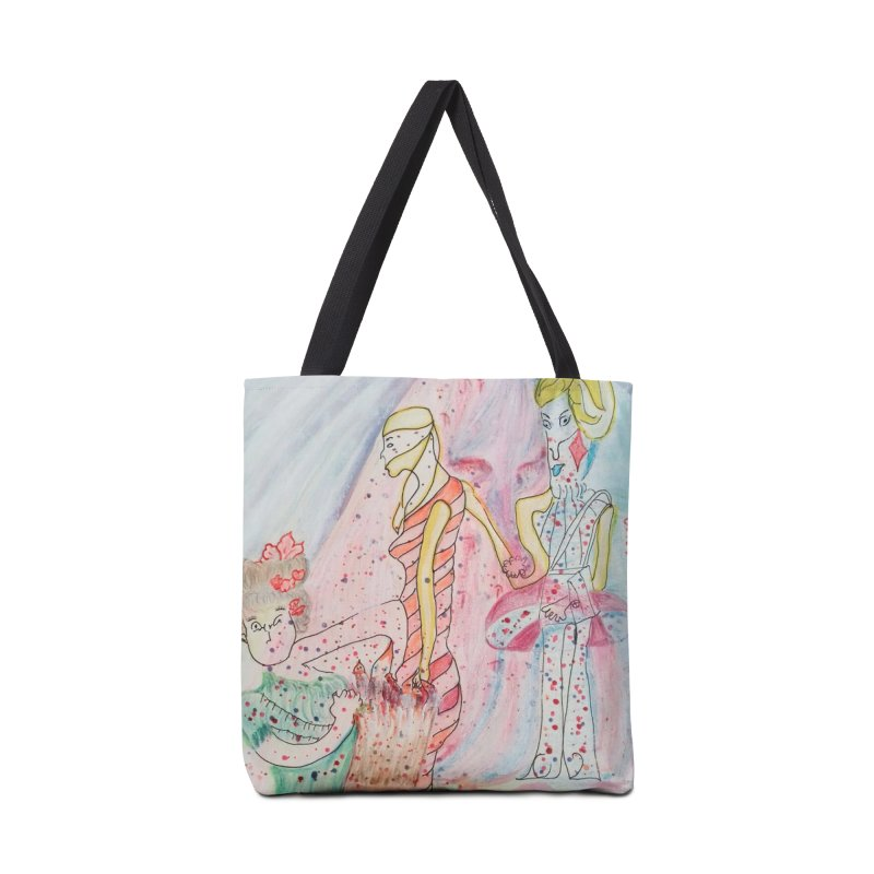 Celebrity Accessories Bag by Darabem's Artist Shop. Darabem Collection