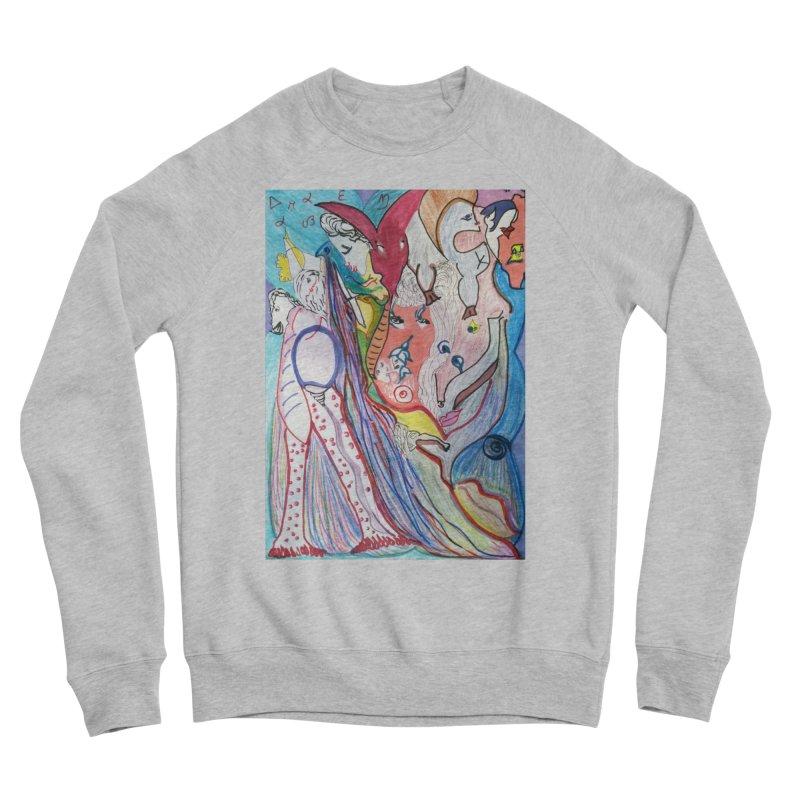 Kaleidoscope cast Men's Sponge Fleece Sweatshirt by Darabem's Artist Shop. Darabem Collection