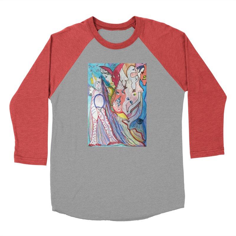 Kaleidoscope cast Women's Longsleeve T-Shirt by Darabem's Artist Shop. Darabem Collection