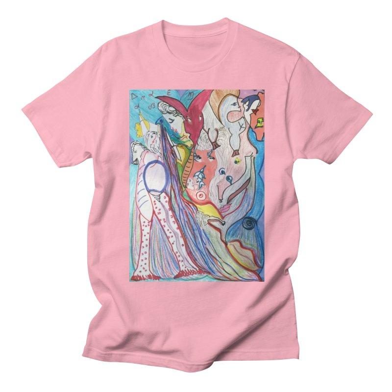 Kaleidoscope cast Women's Regular Unisex T-Shirt by Darabem's Artist Shop. Darabem Collection