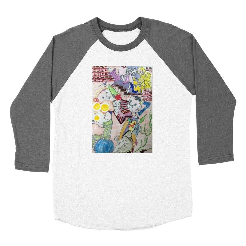 casting V. All of us Women's Longsleeve T-Shirt by Darabem's Artist Shop. Darabem Collection