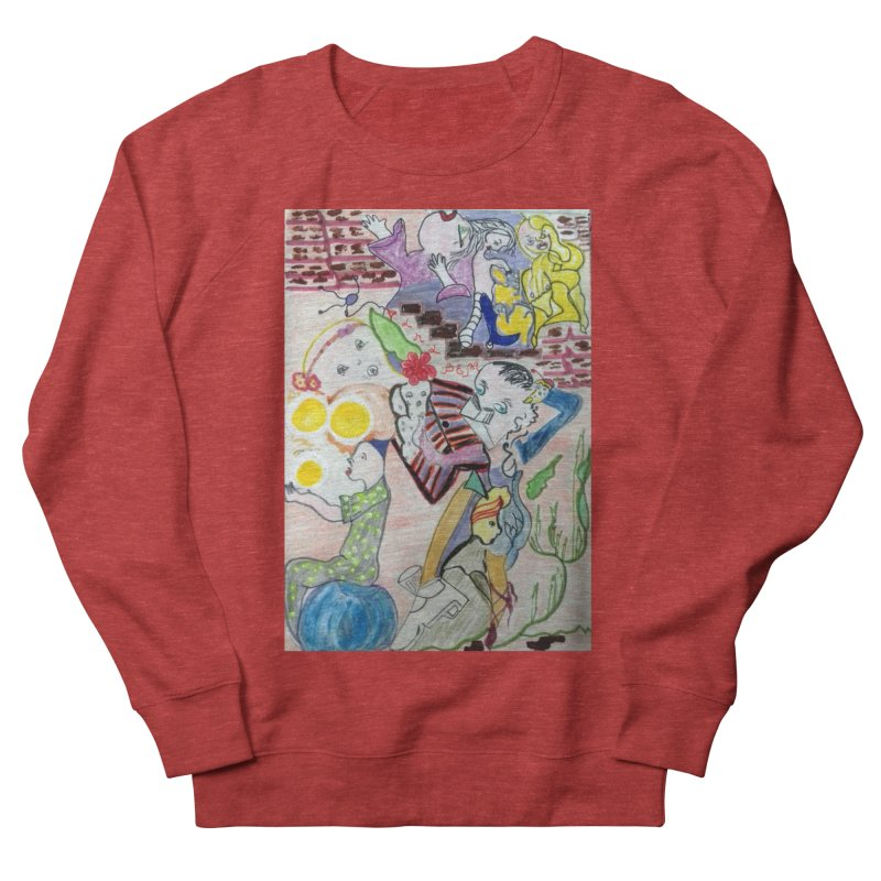 casting V. All of us Women's French Terry Sweatshirt by Darabem's Artist Shop. Darabem Collection