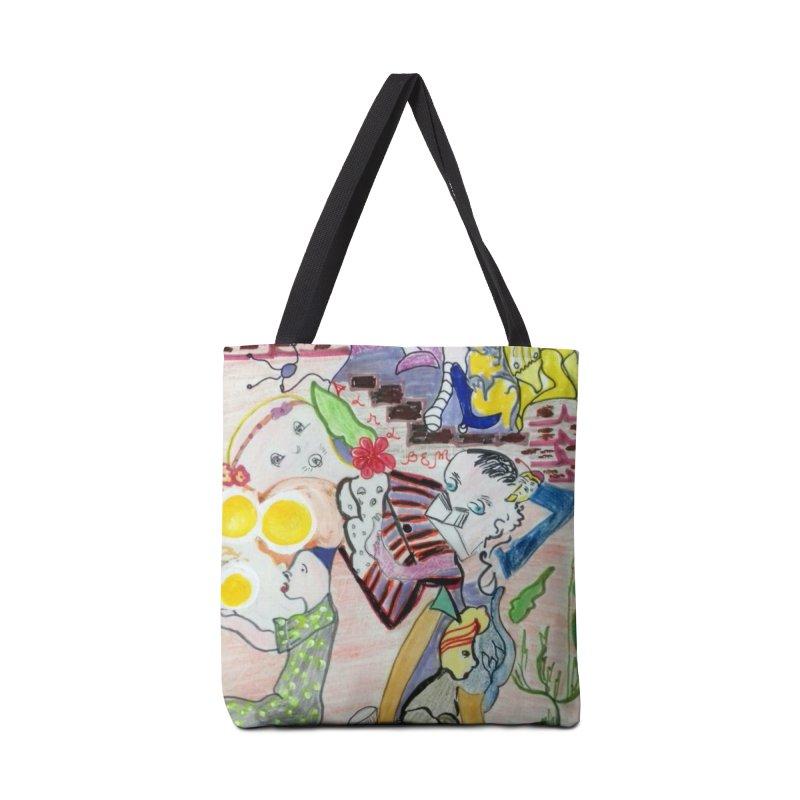 casting V. All of us Accessories Bag by Darabem's Artist Shop. Darabem Collection