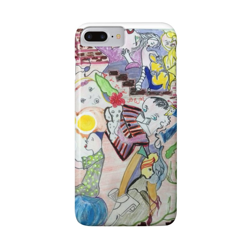 casting V. All of us Accessories Phone Case by Darabem's Artist Shop. Darabem Collection