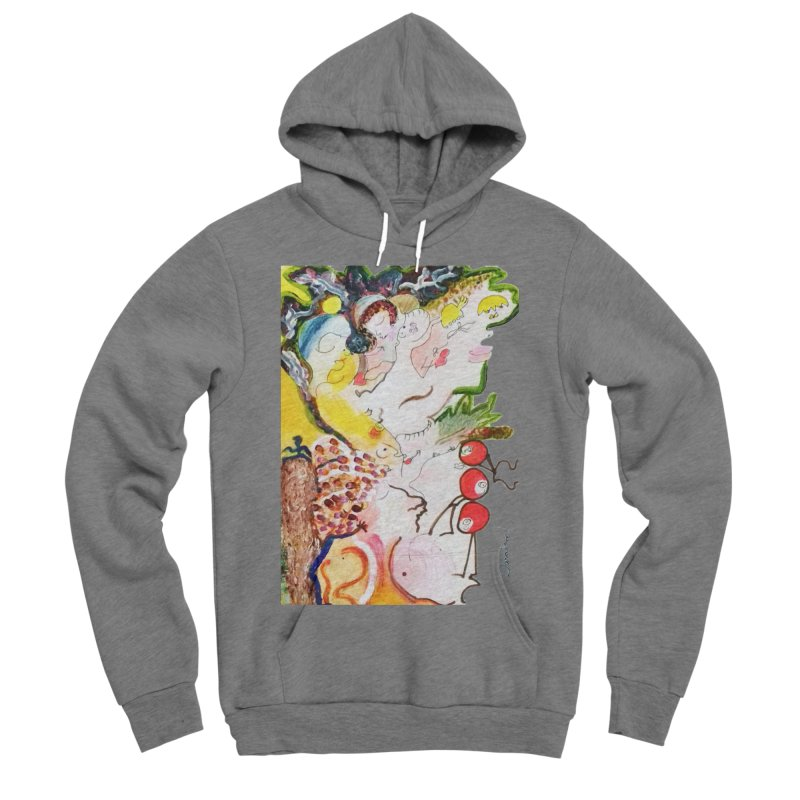 Autumns Women's Sponge Fleece Pullover Hoody by Darabem's Artist Shop. Darabem Collection