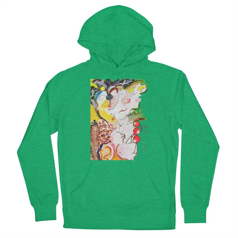 Autumns Women's Pullover Hoody by Darabem's Artist Shop. Darabem Collection