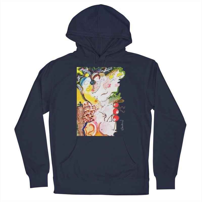Autumns Men's Pullover Hoody by Darabem's Artist Shop. Darabem Collection