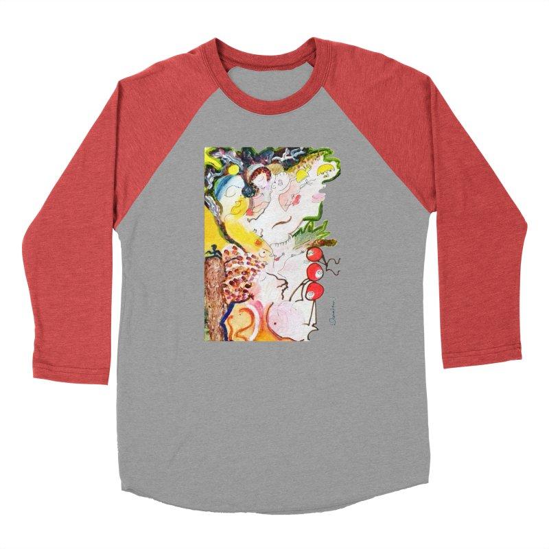 Autumns Men's Longsleeve T-Shirt by Darabem's Artist Shop. Darabem Collection