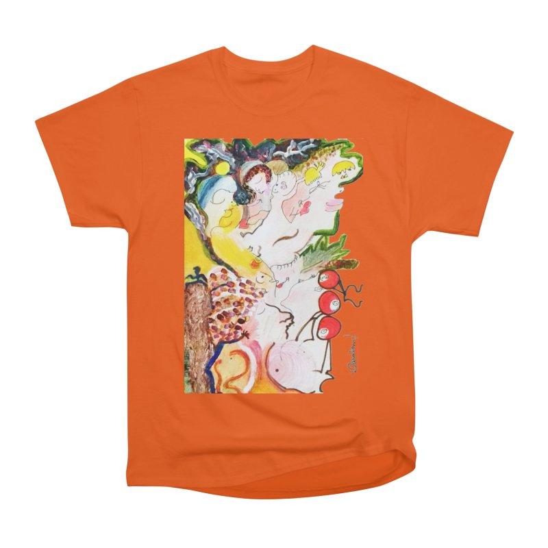 Autumns Women's T-Shirt by Darabem's Artist Shop. Darabem Collection