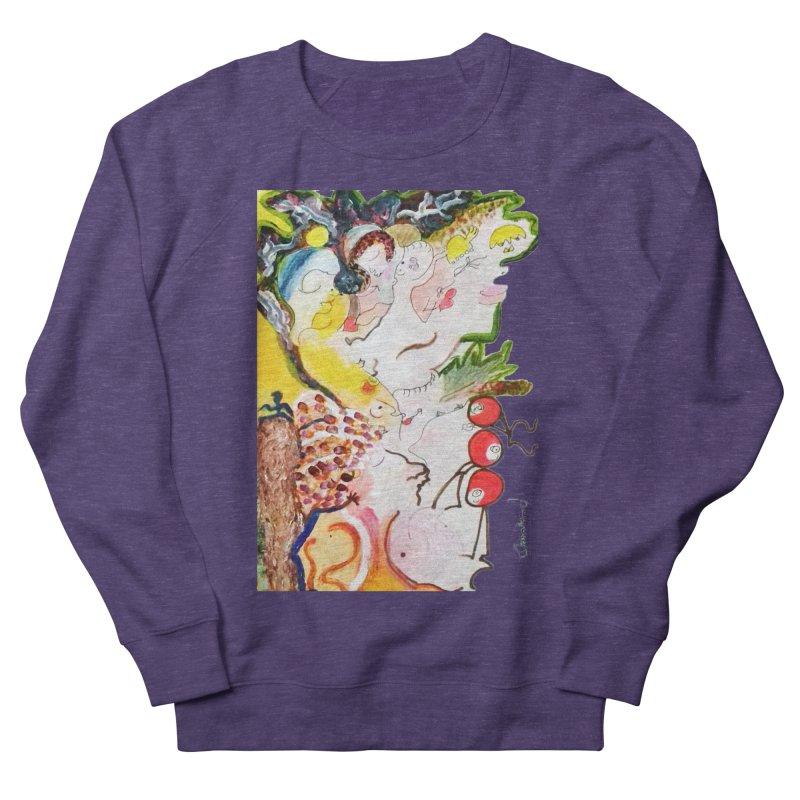 Autumns Women's French Terry Sweatshirt by Darabem's Artist Shop. Darabem Collection