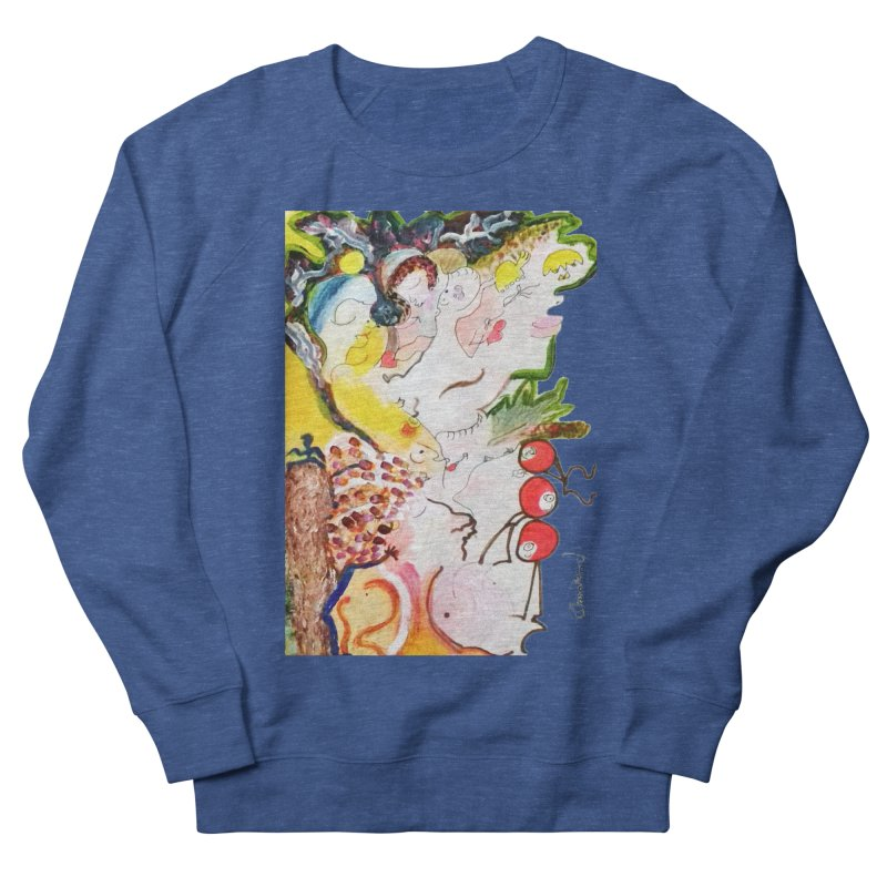 Autumns Men's Sweatshirt by Darabem's Artist Shop. Darabem Collection