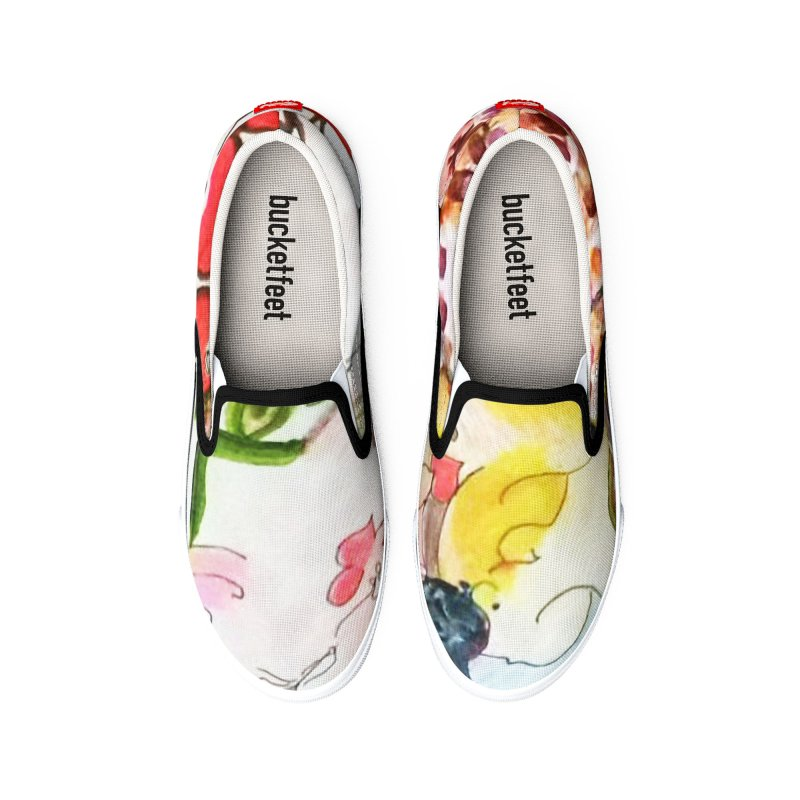 Autumns Women's Shoes by Darabem's Artist Shop. Darabem Collection