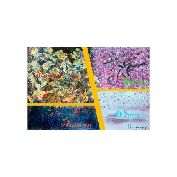 image for The Four Seasons Matsuo Basho