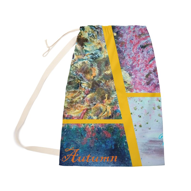 The Four Seasons Matsuo Basho Accessories Bag by Darabem's Artist Shop. Darabem Collection