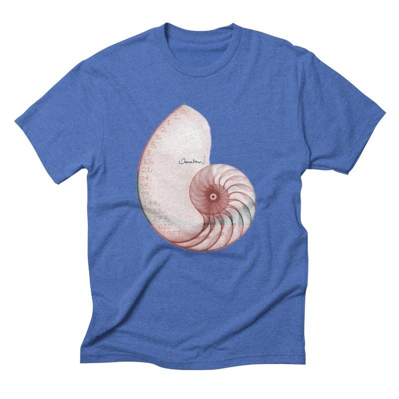 Aurea Men's T-Shirt by Darabem's Artist Shop. Darabem Collection