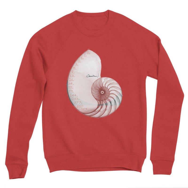 Aurea Women's Sponge Fleece Sweatshirt by Darabem's Artist Shop. Darabem Collection