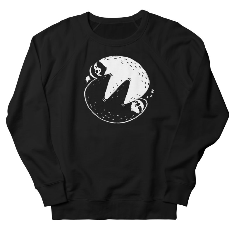 Slothful Slumber Men's Sweatshirt by darel's Artist Shop
