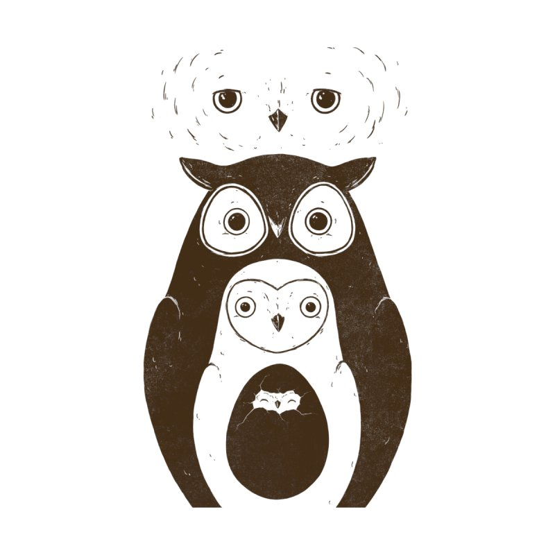 Owls by darel's Artist Shop
