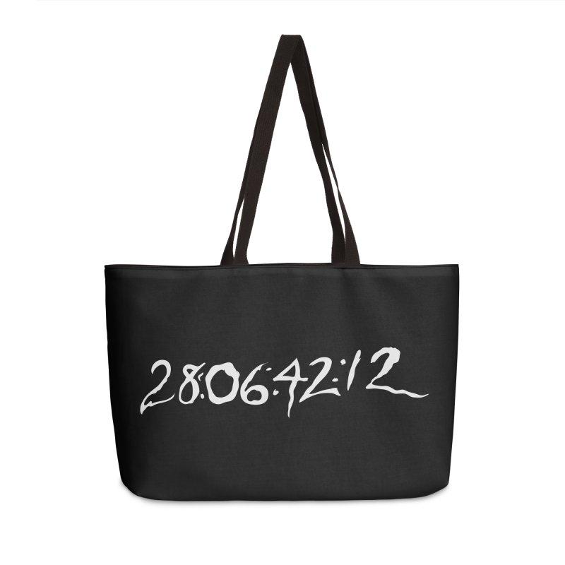 Franks Time Accessories Weekender Bag Bag by darkchoocoolat's Artist Shop