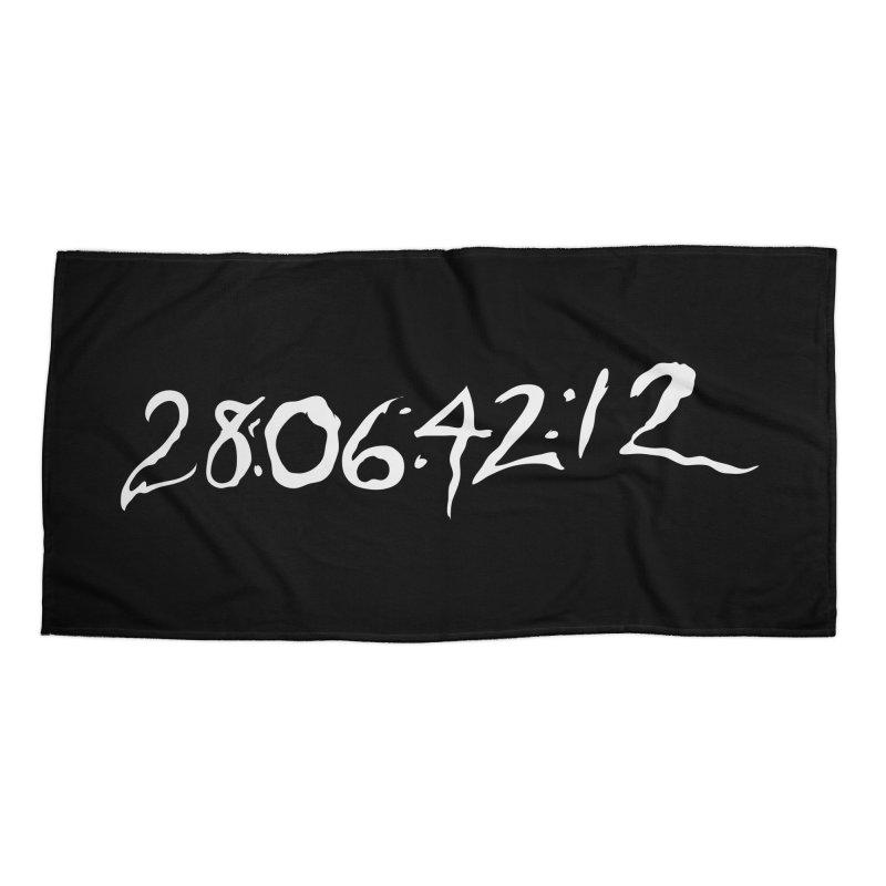 Franks Time Accessories Beach Towel by darkchoocoolat's Artist Shop