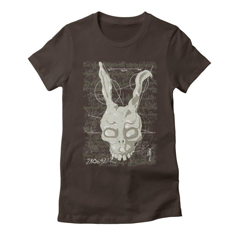 Frank's Prophecy Women's Fitted T-Shirt by darkchoocoolat's Artist Shop