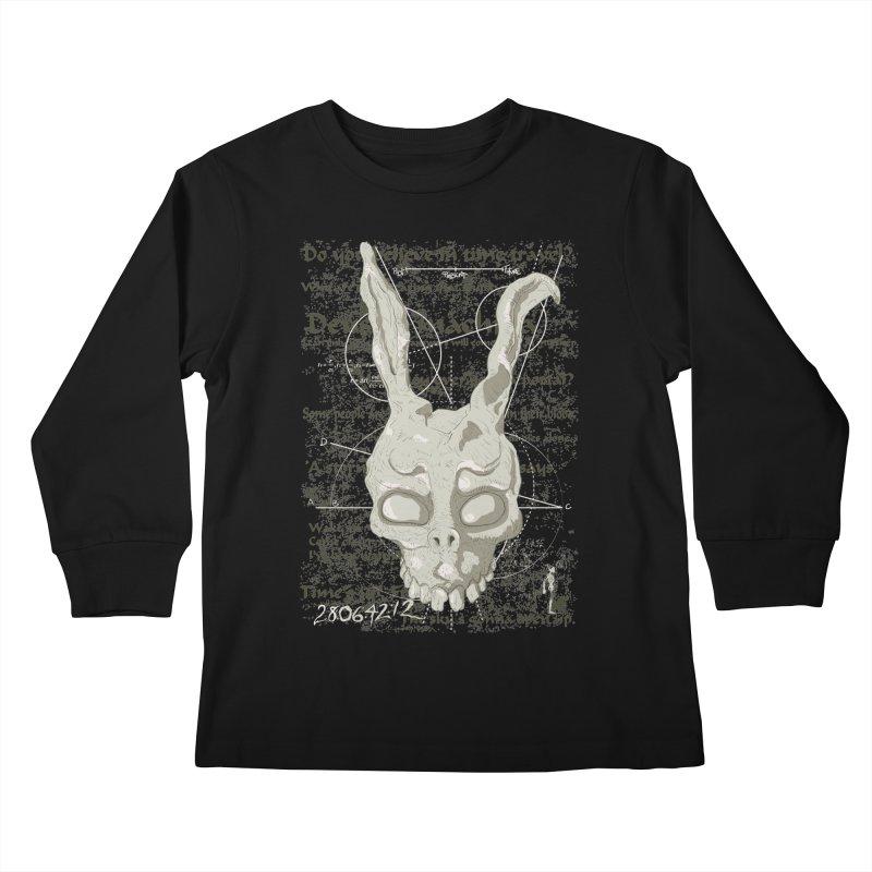 Frank's Prophecy Kids Longsleeve T-Shirt by darkchoocoolat's Artist Shop
