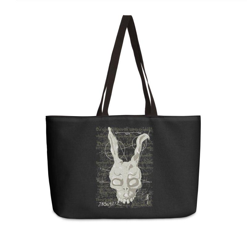 Frank's Prophecy Accessories Weekender Bag Bag by darkchoocoolat's Artist Shop