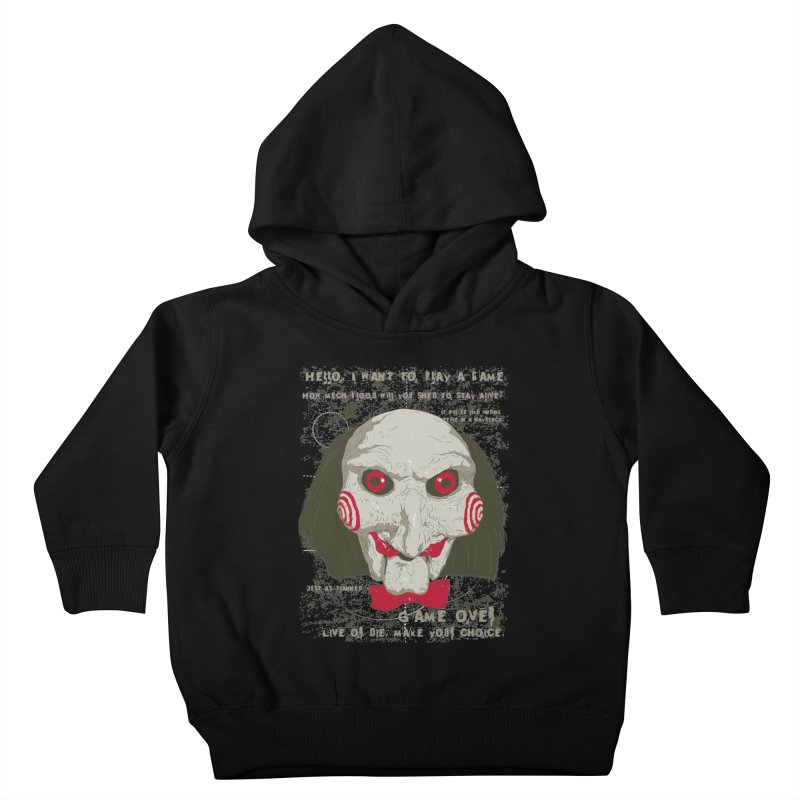 Time to Play ! Kids Toddler Pullover Hoody by darkchoocoolat's Artist Shop