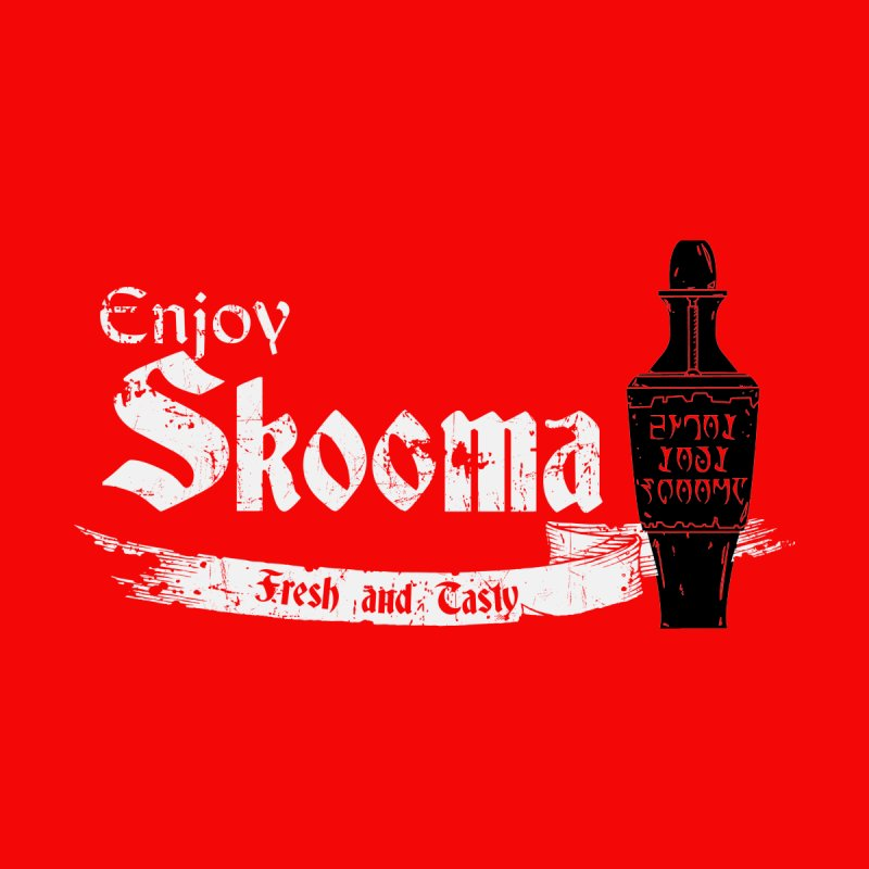 Skooma Lover Kids Longsleeve T-Shirt by darkchoocoolat's Artist Shop