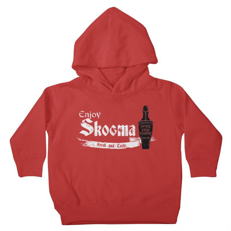 Skooma Lover Kids Toddler Pullover Hoody by darkchoocoolat's Artist Shop