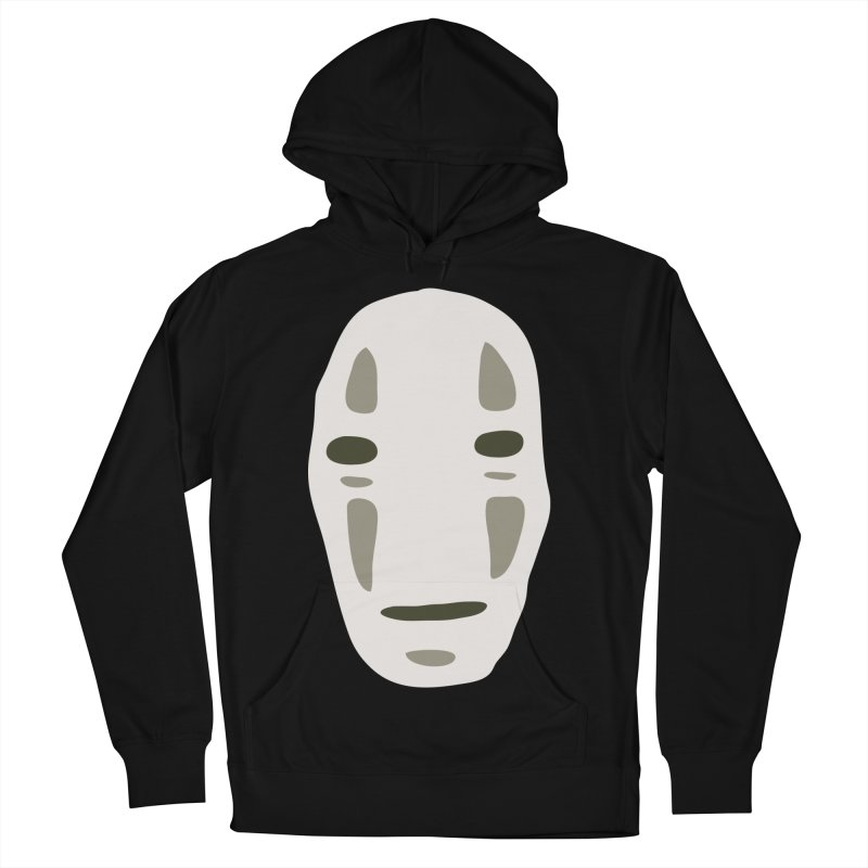 No Face Women's French Terry Pullover Hoody by darkchoocoolat's Artist Shop
