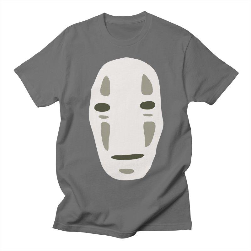 No Face Women's Regular Unisex T-Shirt by darkchoocoolat's Artist Shop
