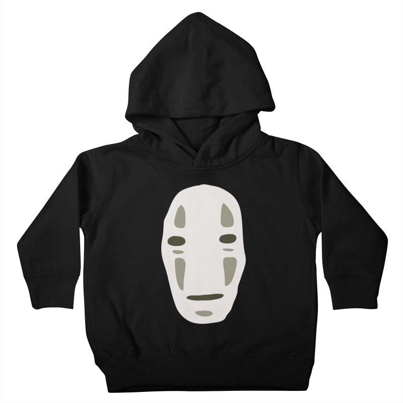 No Face Kids Toddler Pullover Hoody by darkchoocoolat's Artist Shop