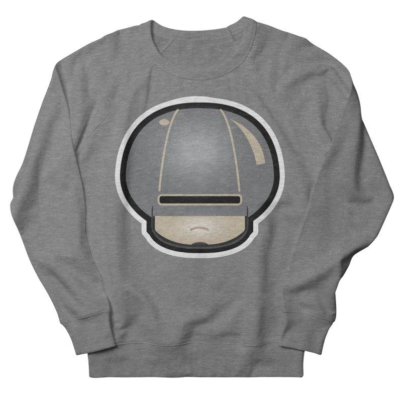 Cop Mushroom Men's French Terry Sweatshirt by darkchoocoolat's Artist Shop