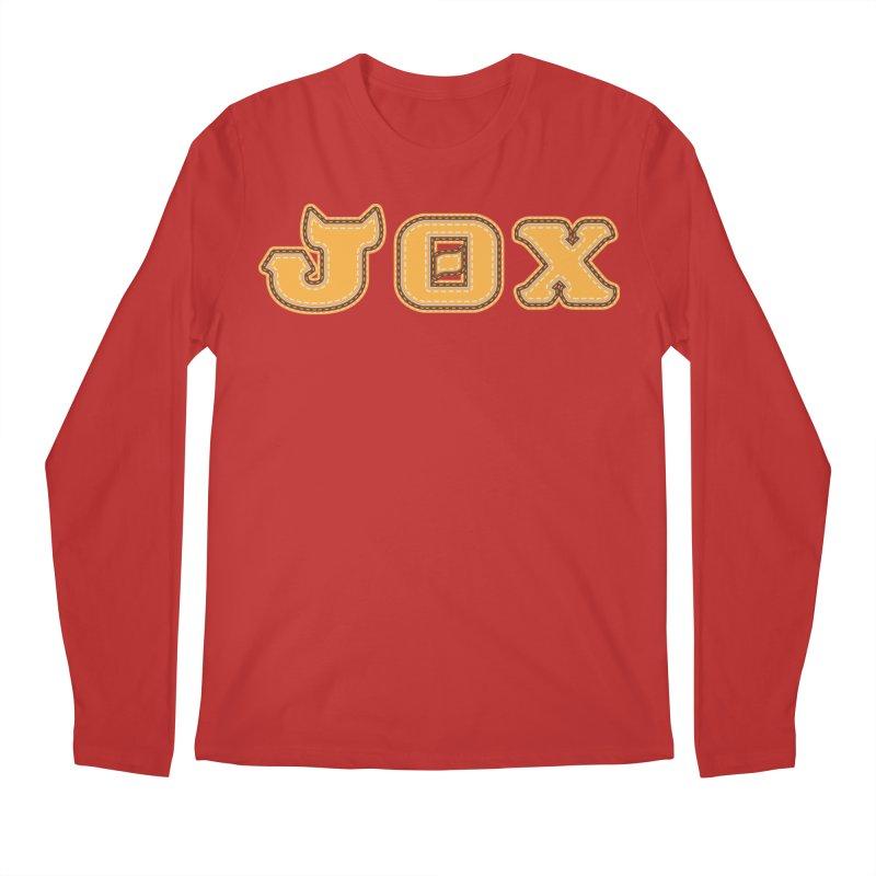 Jaws Theta Chi Men's Regular Longsleeve T-Shirt by darkchoocoolat's Artist Shop
