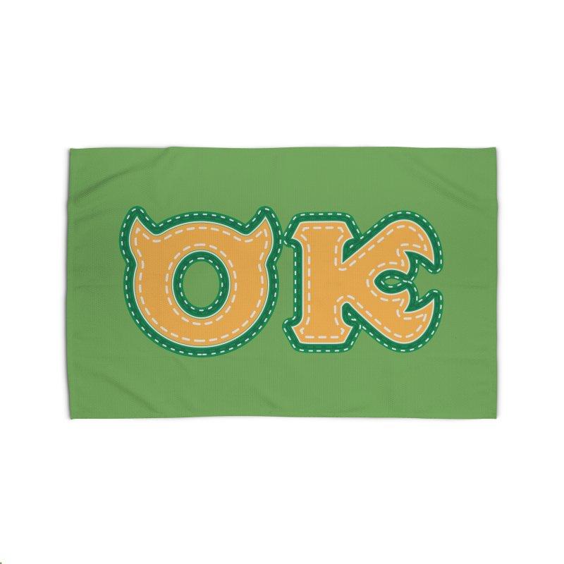 oozma Kappa Home Rug by darkchoocoolat's Artist Shop