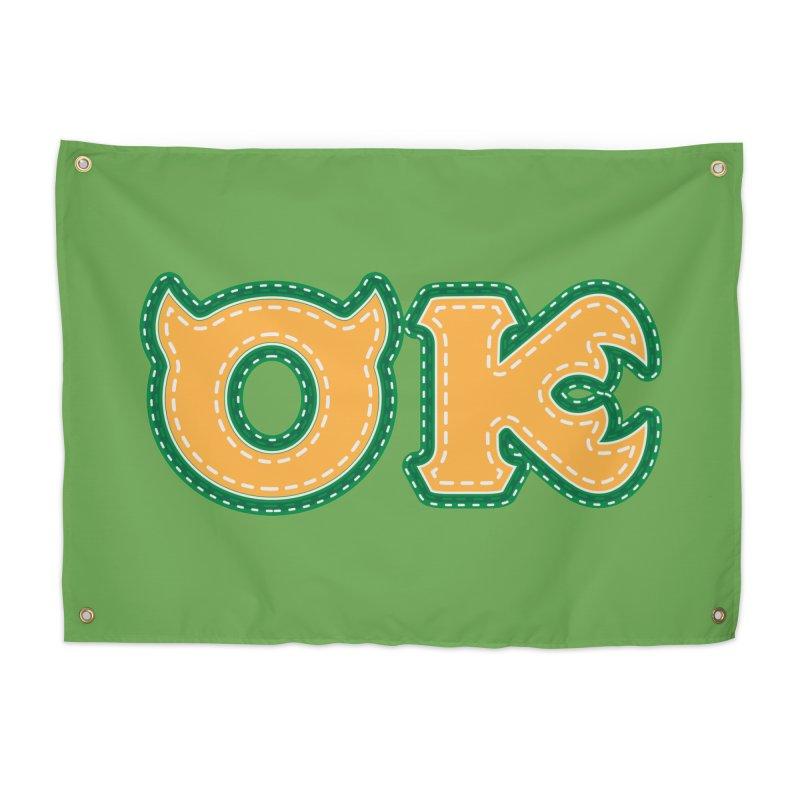 oozma Kappa Home Tapestry by darkchoocoolat's Artist Shop