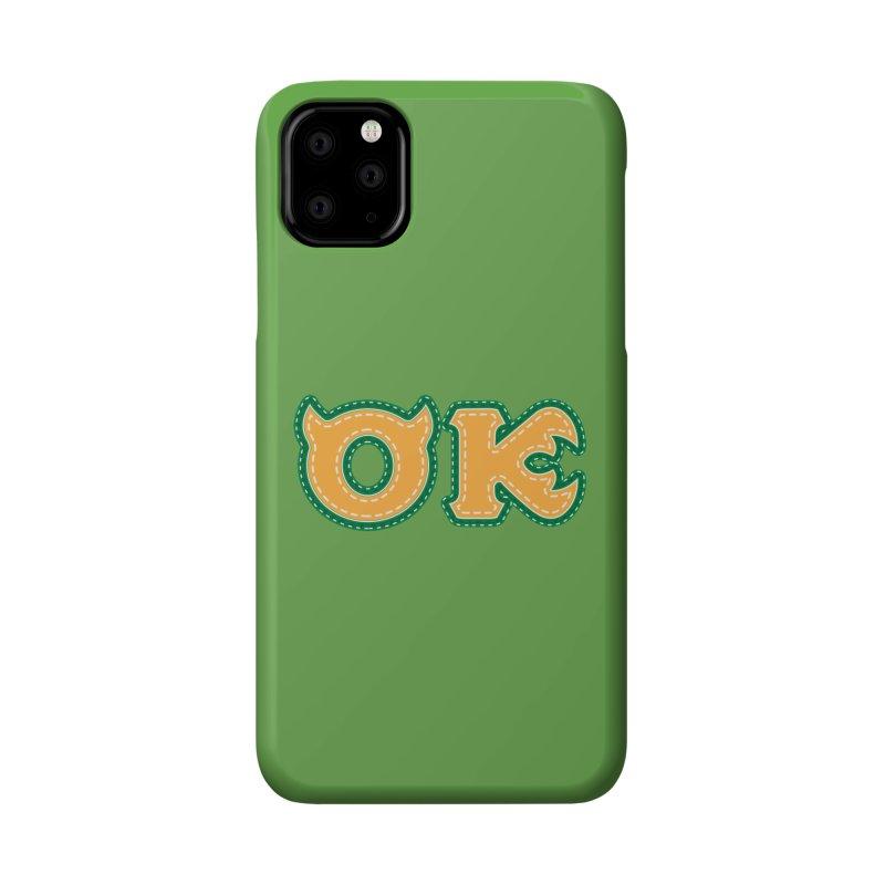 oozma Kappa Accessories Phone Case by darkchoocoolat's Artist Shop
