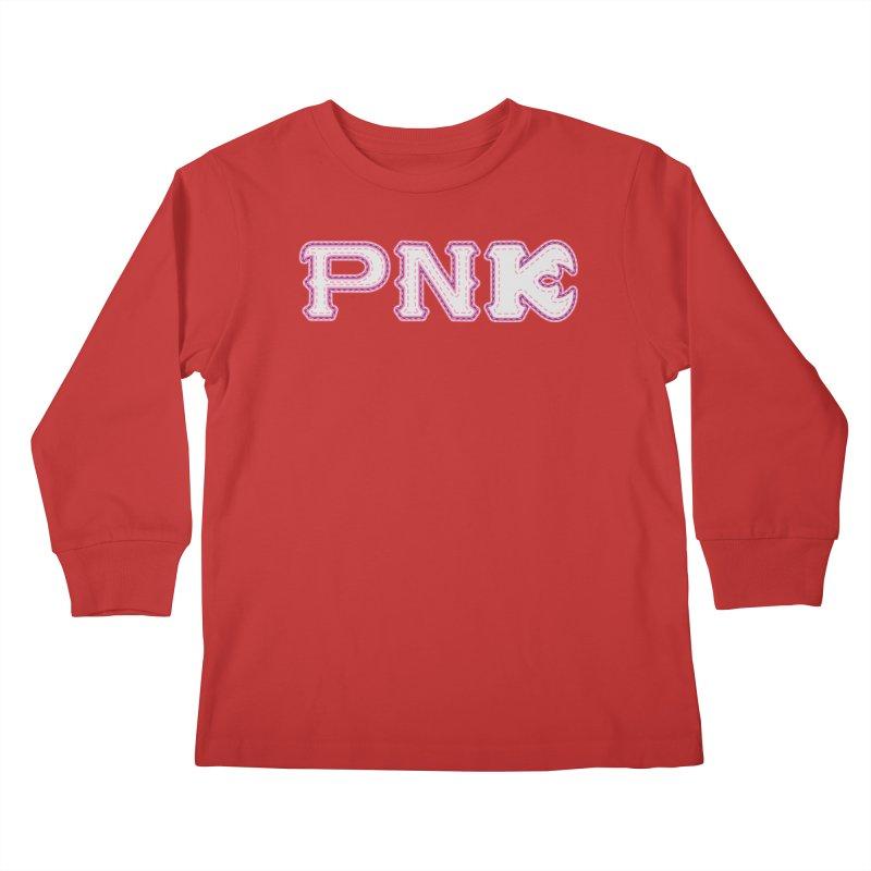 Python Nu Kappa Kids Longsleeve T-Shirt by darkchoocoolat's Artist Shop