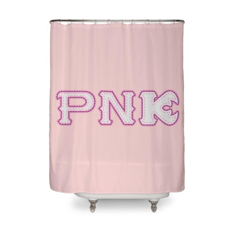 Python Nu Kappa Home Shower Curtain by darkchoocoolat's Artist Shop