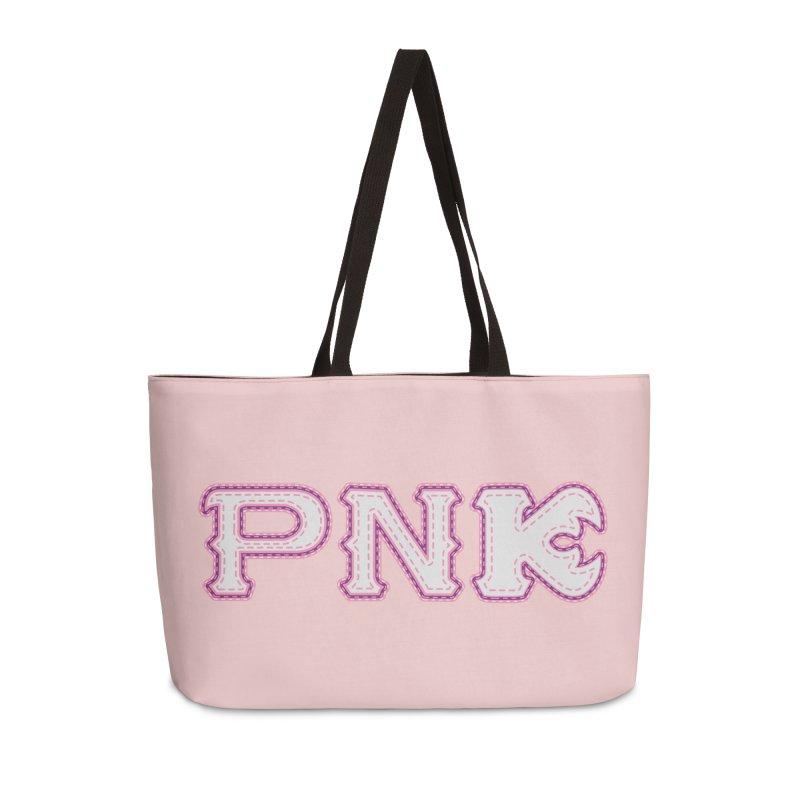 Python Nu Kappa Accessories Weekender Bag Bag by darkchoocoolat's Artist Shop