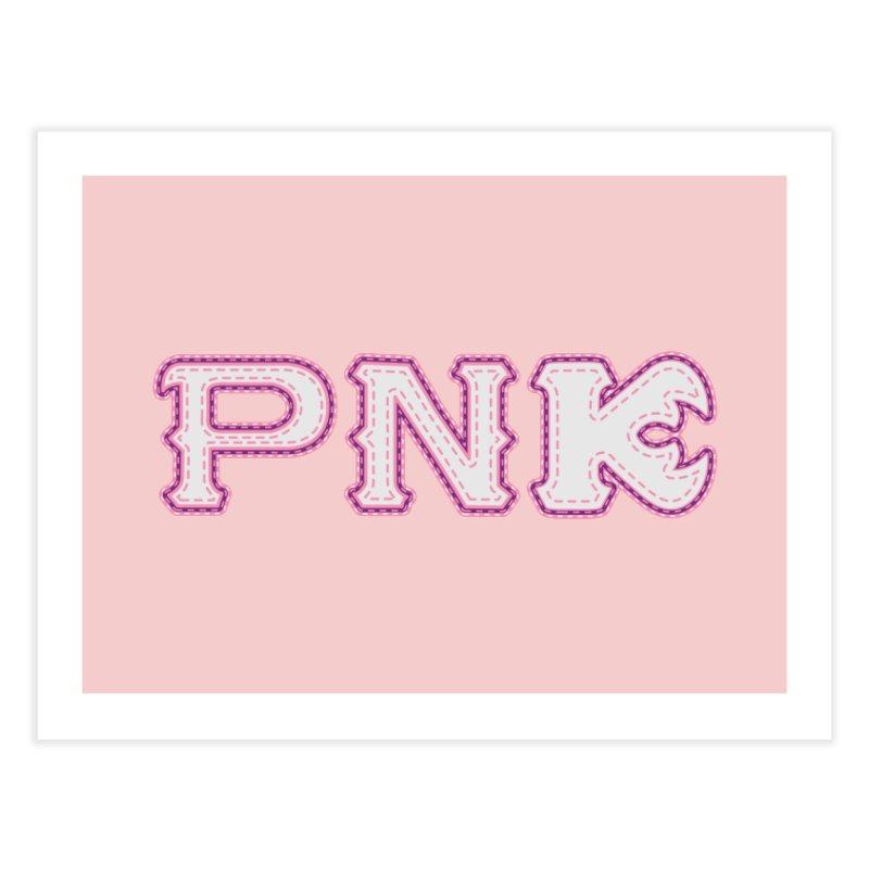Python Nu Kappa Home Fine Art Print by darkchoocoolat's Artist Shop
