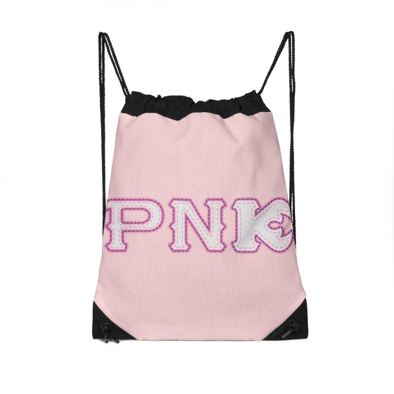 Python Nu Kappa Accessories Drawstring Bag Bag by darkchoocoolat's Artist Shop
