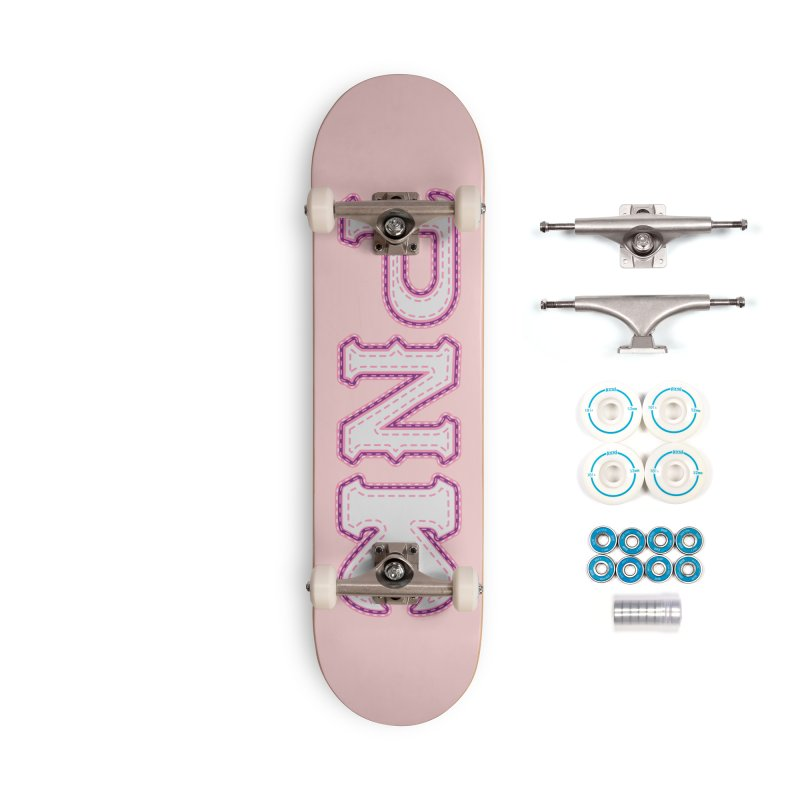 Python Nu Kappa Accessories Complete - Basic Skateboard by darkchoocoolat's Artist Shop