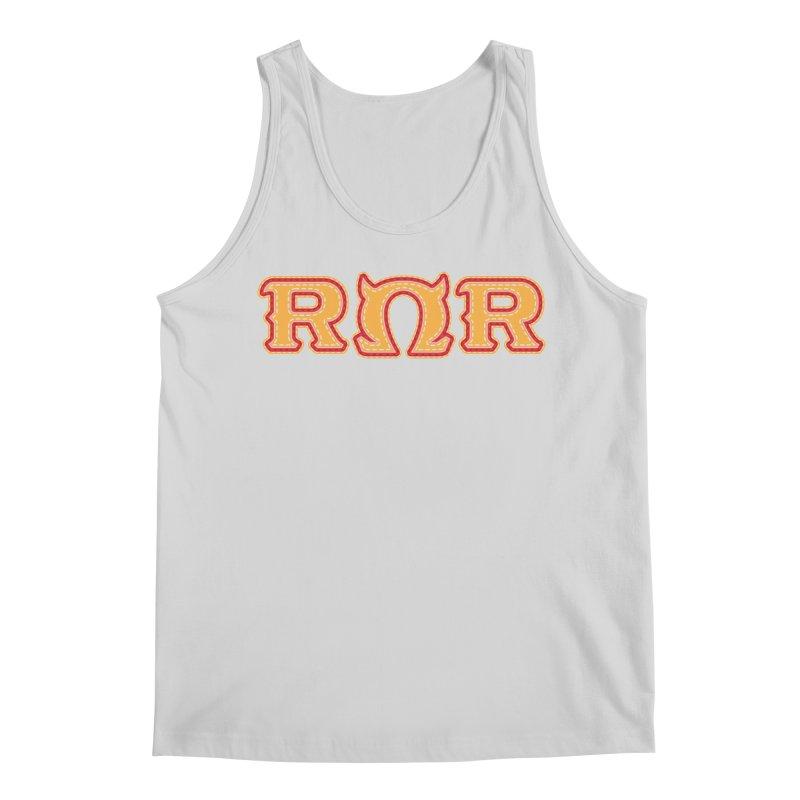 Roar Omega Roar Men's Regular Tank by darkchoocoolat's Artist Shop