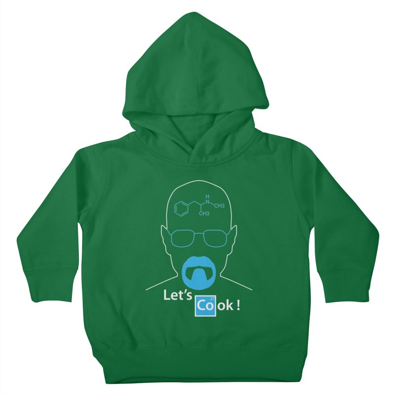 Let's Cook Kids Toddler Pullover Hoody by darkchoocoolat's Artist Shop