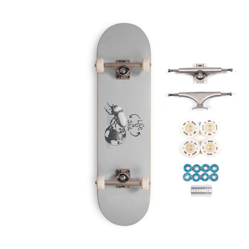 Life is ... Accessories Complete - Premium Skateboard by darkchoocoolat's Artist Shop