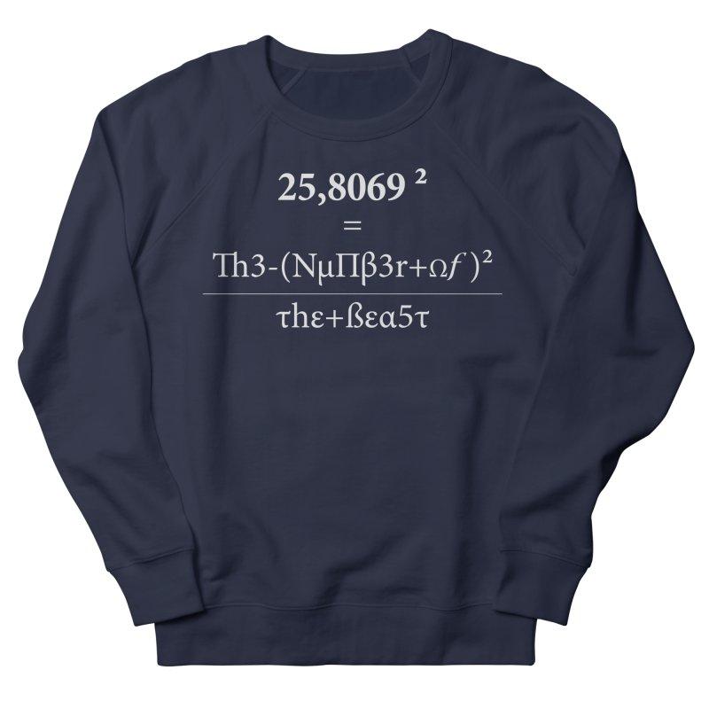 The Number of the Beast Men's Sweatshirt by darkchoocoolat's Artist Shop
