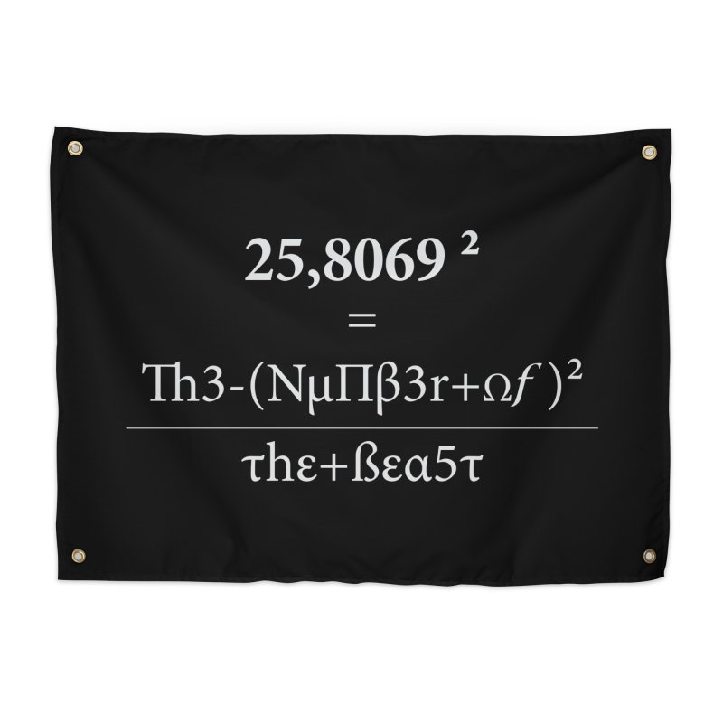 The Number of the Beast Home Tapestry by darkchoocoolat's Artist Shop