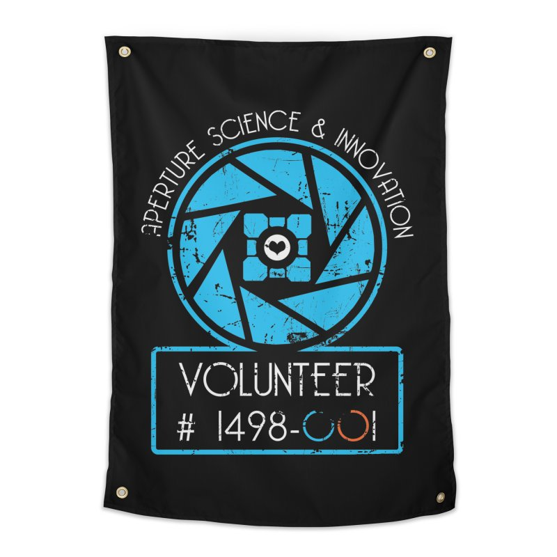 Aperture Volunteer Home Tapestry by darkchoocoolat's Artist Shop